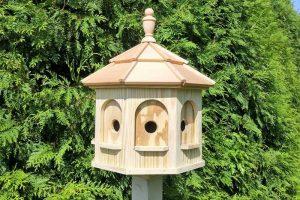 7 Custom Made Gazebo Birdhouses For Your Backyard